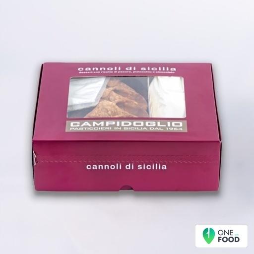 Sicilian Cannoli Kit Mignon